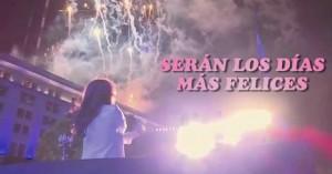 El video de La Cámpora donde Cristina Fernández canta 'Tengo' de Sandro