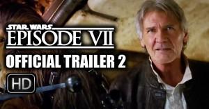 'Estamos en casa'. El trailer de 'Star Wars: Episode VII – The Force Awakens'. Miralo en SDP TV