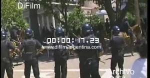 Juicio por represión de 2001: Condenaron a Mathov y al jefe Santos