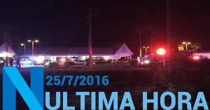 Nuevo tiroteo en una disco de La Florida, hay víctimas fatales. Imágenes en SDPTV