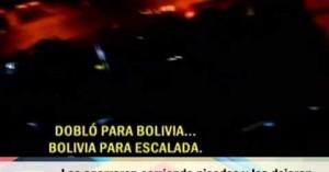 Policias corrían picadas y los dejaron ir: El video en SDPTV